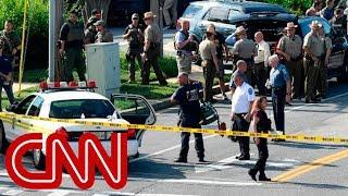 Shooting survivor to Trump: We need more than prayers