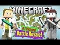 [GEJMR] Battle Royale! Vítězství? Zvláštní vrátka - Minecraft Minihry