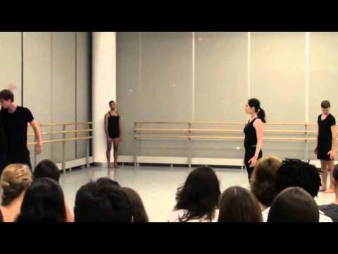 Ensemble Dance Choreography Showing (Pilar Castro Kiltz)