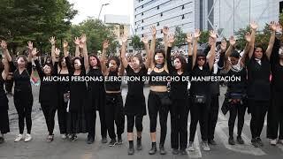 Informe sobre la crisis en Chile