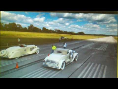 Duesenberg Drag Race