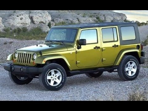 High Quality 2007 Jeep Wrangler Unlimited   First Drive Review   CAR And DRIVER