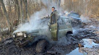 Download Пришлось разворачиваться! Все Машины сломались, сварка в лесу Mp3 and Videos