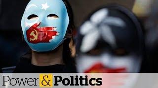 Senators call on government to sanction China | Power & Politics