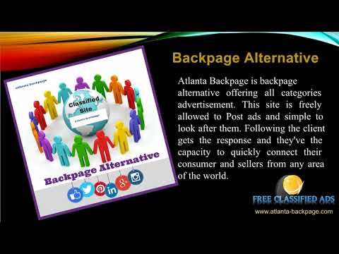 Atlanta Backpage Alternative To Backpage Site Like Backpage Site Similar To Backpage 11