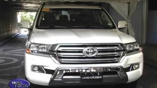 Industry News Toyota Land Cruiser 200 launch