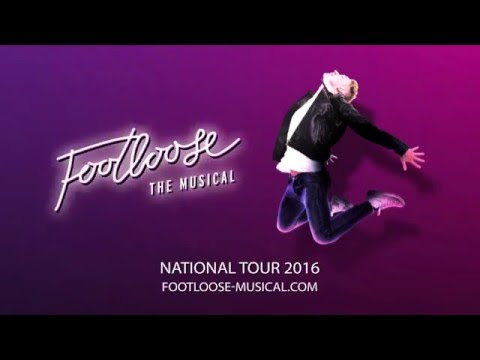 Footloose starring Lee Brennan – UK Tour - ATG Tickets