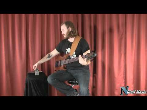 MXR M-182 El Grande Bass Fuzz Pedal