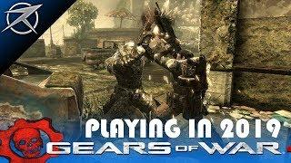 PLAYING GEARS OF WAR 2 IN 2019 w/ SASxSH4DOWZ