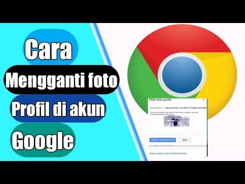 Tips Cara Memasang Foto Profil Di Akun Google paling mudah