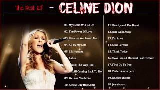 Celine Dion - Lagu Cinta Terbaik Dan Populer
