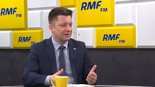 Poranna rozmowa w RMF FM