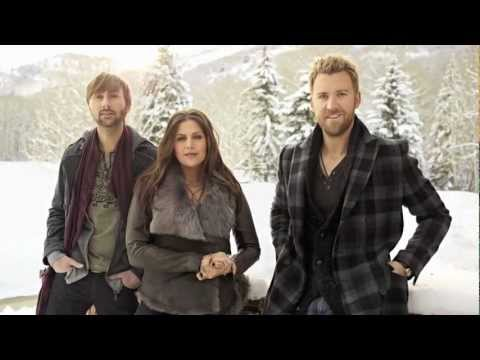 Lady Antebellum - Christmas Album - On This Winter's Night