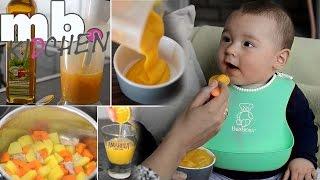Babybrei selber kochen | Tipps und Rezept | ab 5. Monat | GU | mamiblock kidchen – Der Mami Blog
