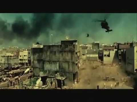 Black Hawk Down - Music Video - Seize the Day