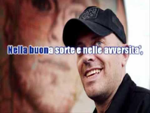 Karaoke - Max Pezzali - Io Ci Sarò.