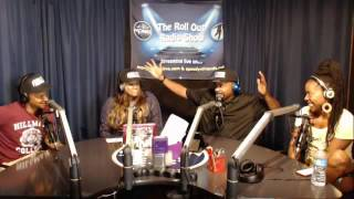 The Roll Out Show - Guest: Rapper Bishop Lamont 7 15 16