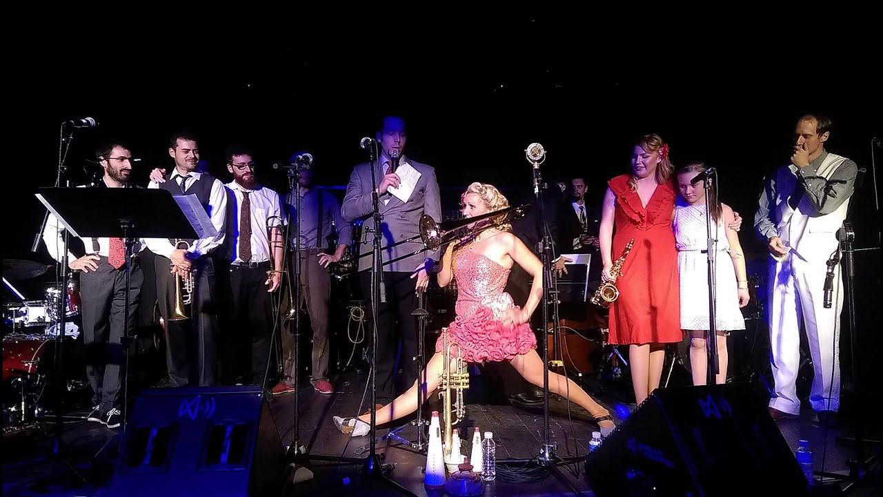 The World Jam - Carling Family vs. Le Dancing Pepa Swing Band - Friday Battle 2