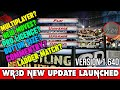 WR3D NEW UPDATE LAUNCHED ! MULTIPLAYER? , COMMENTRY? , NEW MOVES? , MITB LADDER MATCH? | WHAT'S NEW