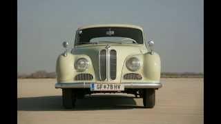 Ausfahrt BMW 501 V8 502 Barockengel