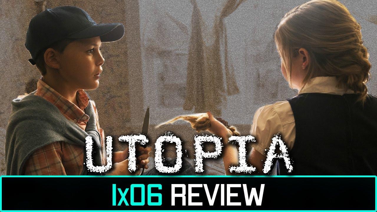 Download Utopia   Amazon Prime   Season 1 Episode 6 'Respect Your Purpose' Review