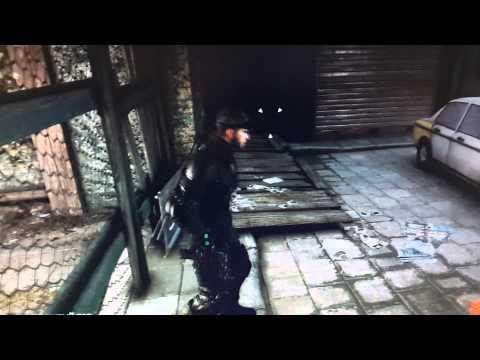 Splinter cell баг в игре