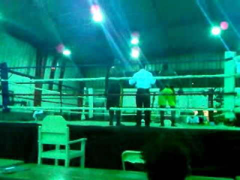 San Jose Costa Rica National Gym Boxing july 31 2010 p4.3GP