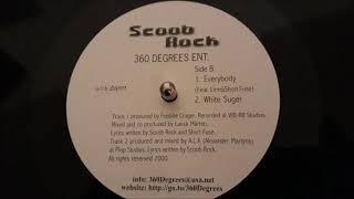scoob rock - white suger