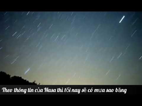 Mưa sao băng Orionids    đón mừng ngày 20 -10    Cùng háo hức chờ đợi.