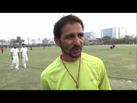 Interview with Naveen, Football Coach at Jasola Sports Complex, Delhi