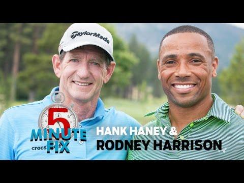Super Bowl Champ Rodney Harrison: Speeding Up the Driver Swing