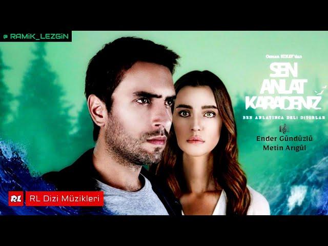 Sen Anlat Karadeniz Müzikleri - Genco Tamar V2