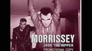 Watch Morrissey Jack The Ripper video