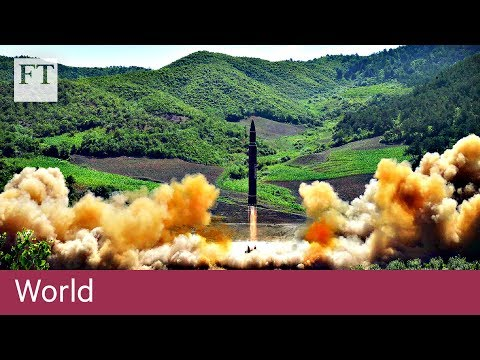 N Korea's long-range missile | World