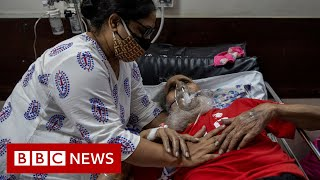 India first country to record 400,000 daily Covid cases   - BBC News