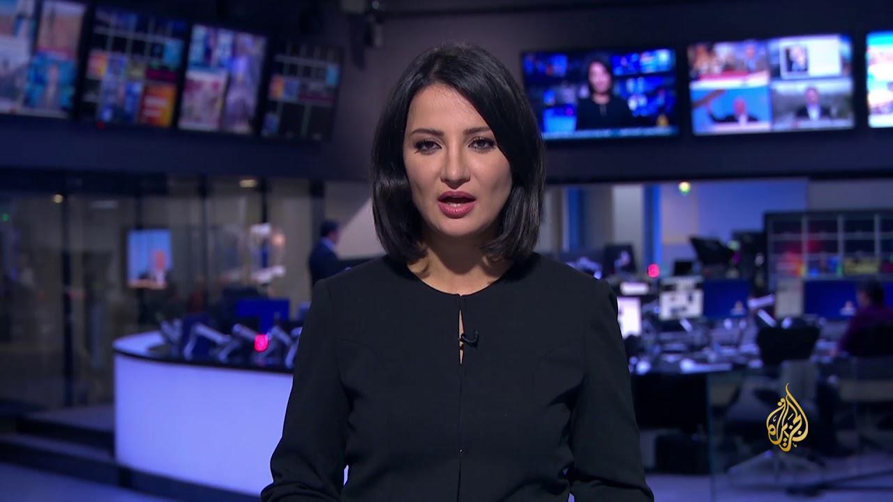 الجزيرة:موجز الأخبار- العاشرة مساءً 18/12/2018