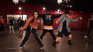 Chris Brown - Party - Choreography by Taiwan Williams