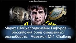 Известные кумыкские спортсмены