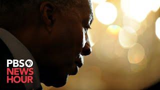 <b>Vernon Jordan</b>, civil rights leader and Clinton adviser, dies at 85 ...