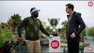 Andy Murray vs Romesh Ranganathan - Ultimate Golf Challenge | Sport Relief 2020