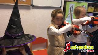 Truco o Trato - Los alumnos de Mi Violín y Mi Flauta
