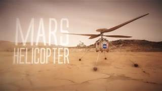 Next Mars Rover Will Have Helicopter Companion