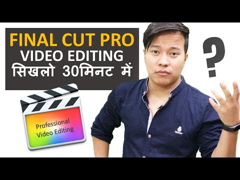 Learn Final Cut Pro Video Editing Full Tutorial For Beginners