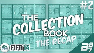 FIFA 14 | Ultimate Team Collection Book | THE CLUB | RECAP! #2