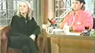 Jennifer Ehle on the Rosie O'Donnell Show