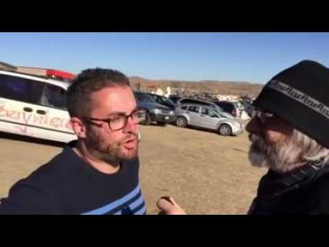 My Interview of Jordan Chariton from TYT at #StandingRock