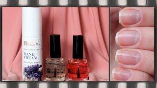 Уход за ногтями и руками средствами от Patrisa Nail: масло для кутикулы, база, крем для рук