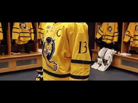 Quinnipiac Men's Hockey Unveil Adidas Jersey