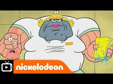 SpongeBob SquarePants | Leg In Love | Nickelodeon UK