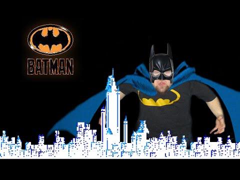Igre iz davnina - Batman